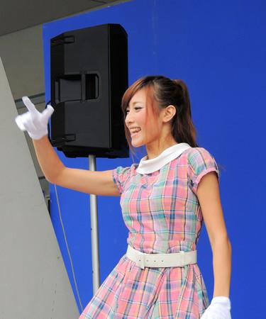 027 りほちゃんのピンクの似合い率は凄すぎ!
