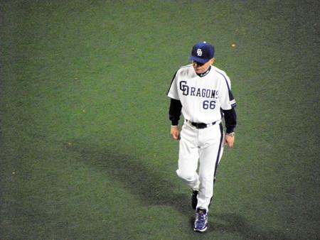 017 落合監督の野球が見たい!