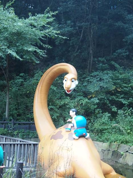 のび太と恐竜