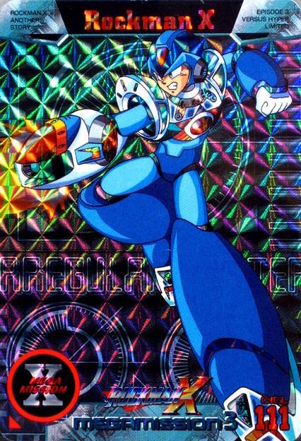 ロックマンXの画像 p1_37