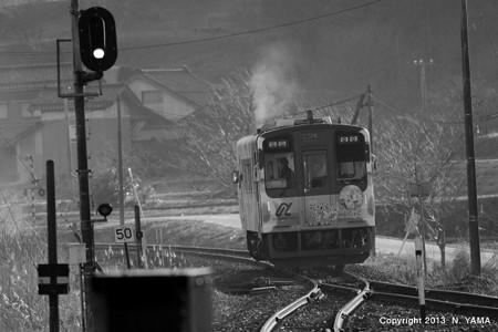 のと鉄道風景