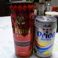 2013/03/08 01 ビール