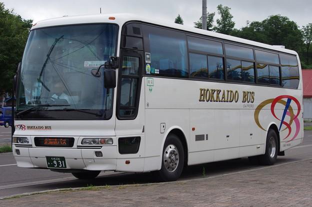 北海道バス 札幌230 あ・931