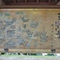 三滝寺の図