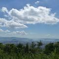 宗箇山からの景色