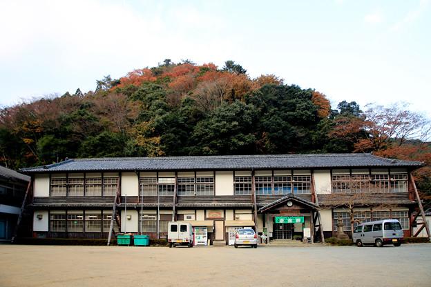 奈良県・東吉野村の旧小学校