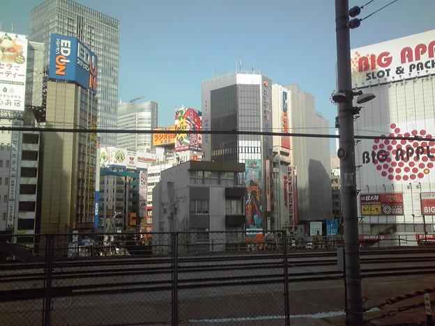 Photos: 旧万世橋駅より