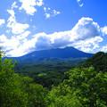 写真: IMG_4987 雲かぶる御岳