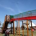 Photos: 2013.04.29    国営越後丘陵公園の遊具など0004
