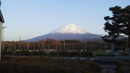Aさんが撮られた富士山