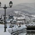 運河とガス灯の街