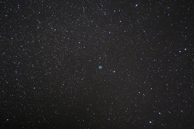 M27こぎつね座あれい星雲