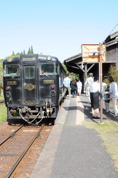嘉例川駅 (11)