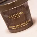Photos: GODIVA Ice Cream BELGIAN DARK CHOCOLATE(ゴディバ アイス クリーム ベルジアン ダーク チョコレート)1