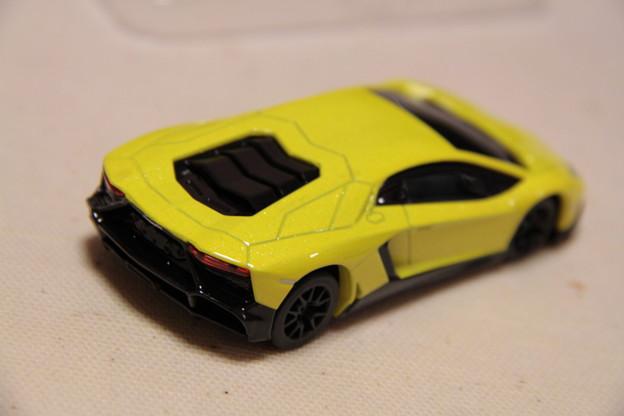 Lamborghini Aventador LP720-4 50th Anniversary(ランボルギーニ アヴェンタドール LP720-4 50周年 アニバーサリー)後