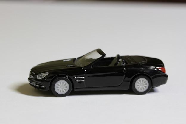 Mercedes-Benz SL Class(メルセデス-ベンツ SL クラス)-ジョージアのメルセデス・ベンツ ダイキャストオープンカー