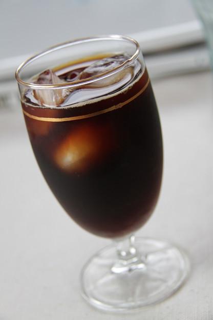 TULLY'S Anniversary Blend(タリーズ アニバーサリー ブレンド)のアイスコーヒー