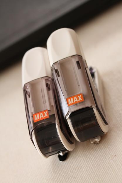 MAX HD-10FL サクリフラット と MAX HD-10NL サクリ 比較3