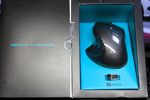 卓越のパフォーマンスを、その手に。 ~Logicool Performance Mouse M950t~ 1