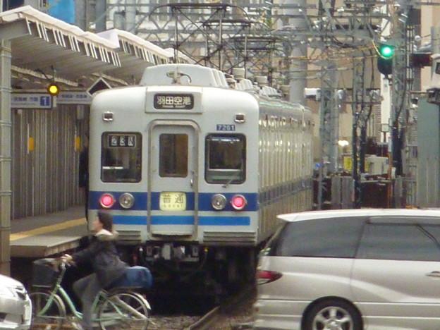 地平ホームの駅(2)