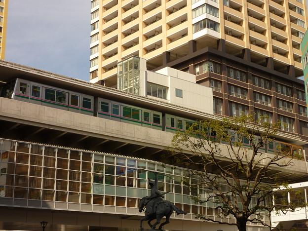 Photos: 日暮里駅東口にて…
