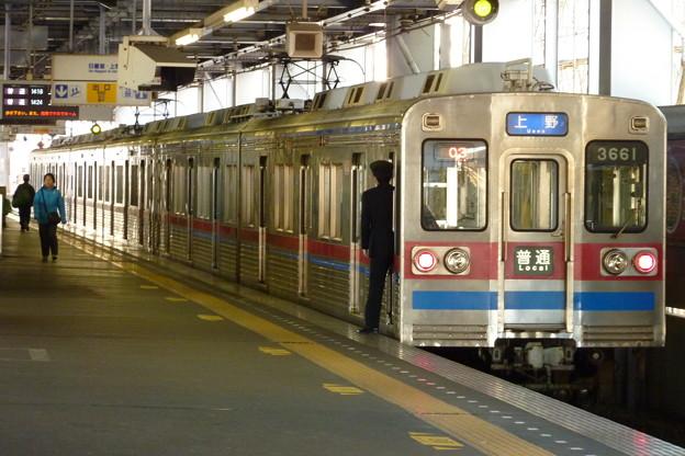 京成3600形VVVF車6連