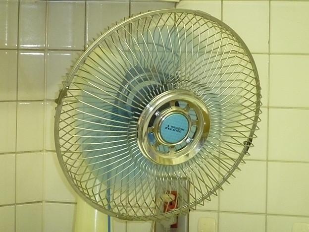 扇風機のカバー