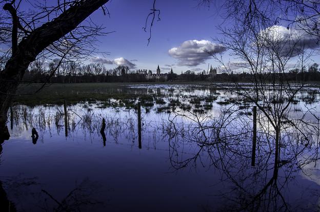 Photos: 氾濫原 ー オックスフォード