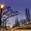 写真: ハイストリート橋・オックスフォード
