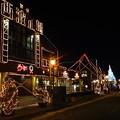 西波止場のクリスマス