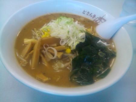 味噌ラメ〜ン600円