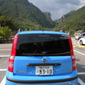 Fiat New Panda 昇仙峡