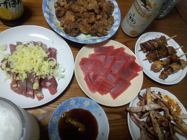 Photos: 今日の晩御飯20130504