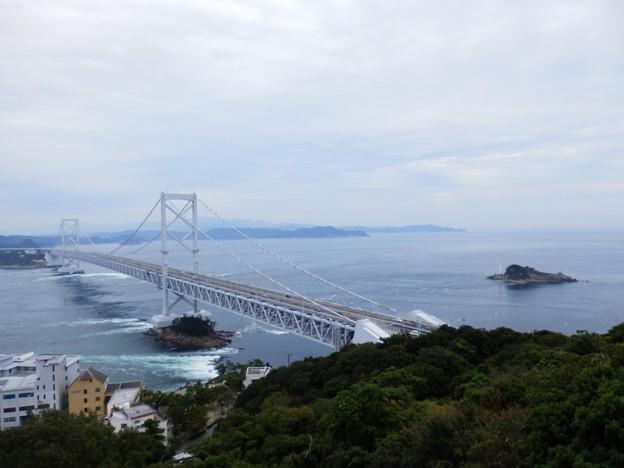 鳴門山展望台(徳島県鳴門市)