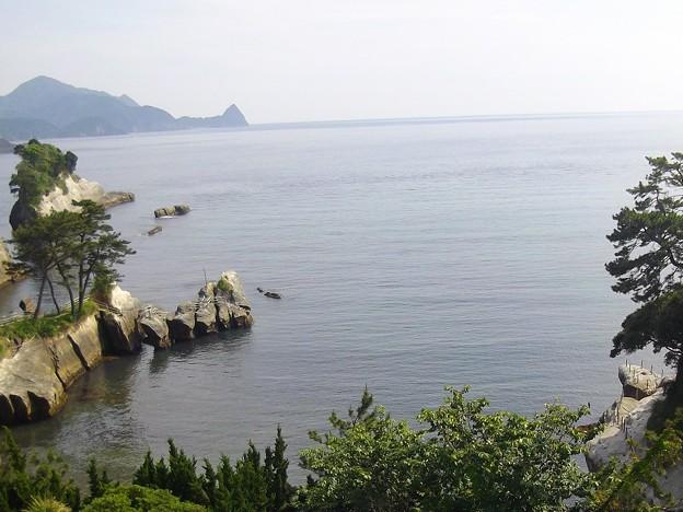 三四郎島(静岡県西伊豆町)