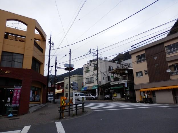 奥多摩駅周辺(東京都奥多摩町)