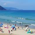 Photos: 白浜大浜海水浴場(静岡県下田市)