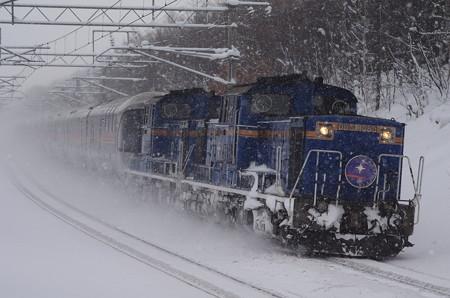 DD51+E26系カシオペア