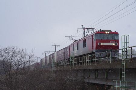 EH500+コキ100系