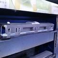 ガインエクスプローラーGEX100(列車記号GPM2)132号車 クリアー塗装までの段階