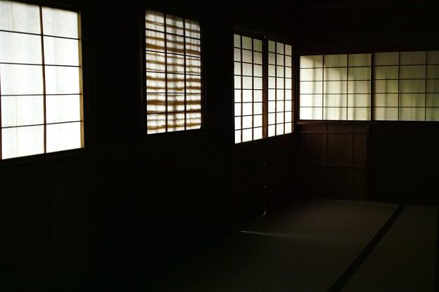 龍安寺の一室
