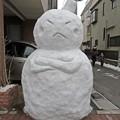 雪ダルマデラックス