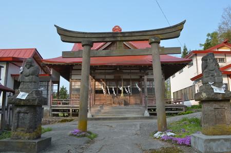岩木山神社・出雲神社