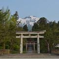 写真: 岩木山神社