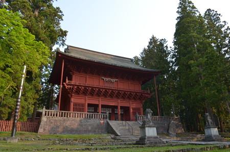 岩木山神社・楼門