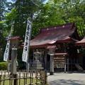 写真: 金蛇水神社・弁財天