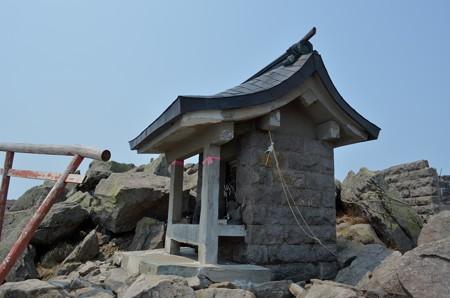 岩木山神社・奥宮