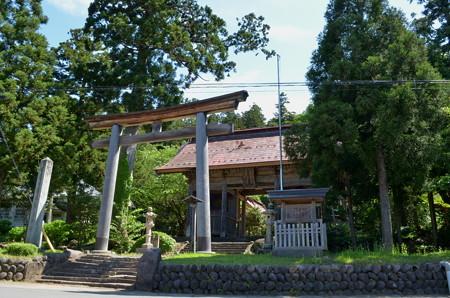 鳥海山大物忌神社・蕨岡口之宮