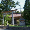 写真: 鳥海山大物忌神社・蕨岡口之宮