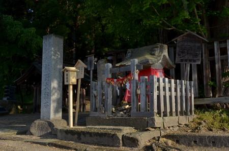 熊野大社・道祖神社